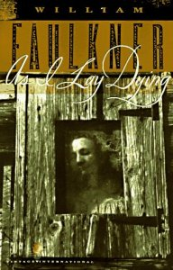 A review of as i lay dying by william faulkner
